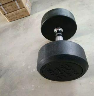 Mancuernas gym de todos los pesos