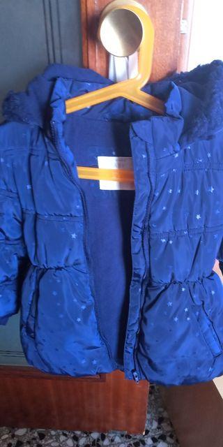 chaqueta de Nina 2-4 Años