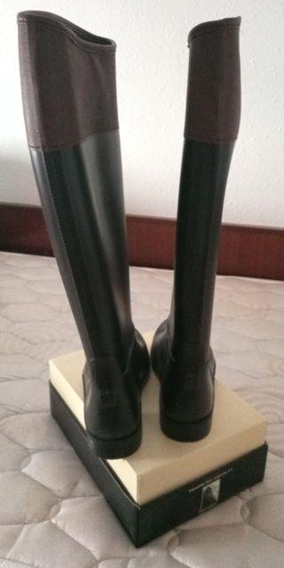 botas de agua para hombre