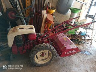 Motocultor Lander 314