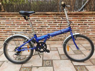 Bicicleta plegable urbanlife