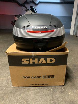 Baúl de moto SHAD SH37 (Nuevo)