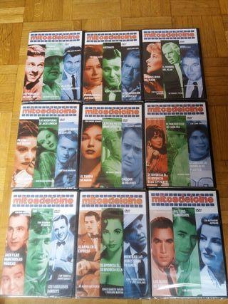 DVD películas cine clásico/antiguo. Mitos del cine