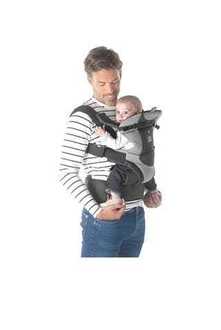 Mochila porta bebés Jané
