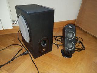 Equipo sonido Logitech