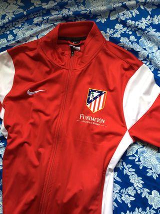 Chaqueta entrenamiento atlético de Madrid