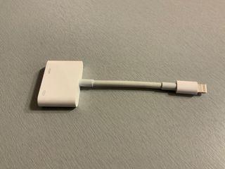 Adaptador Lightning IPad iPhone HDMI