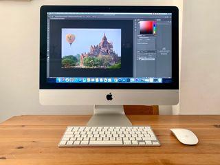 iMac 21,5 - 2,7 Ghz i5 (Finales de 2013)