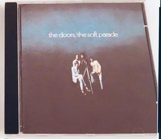 THE DOORS: The Soft Parade Disco Cd