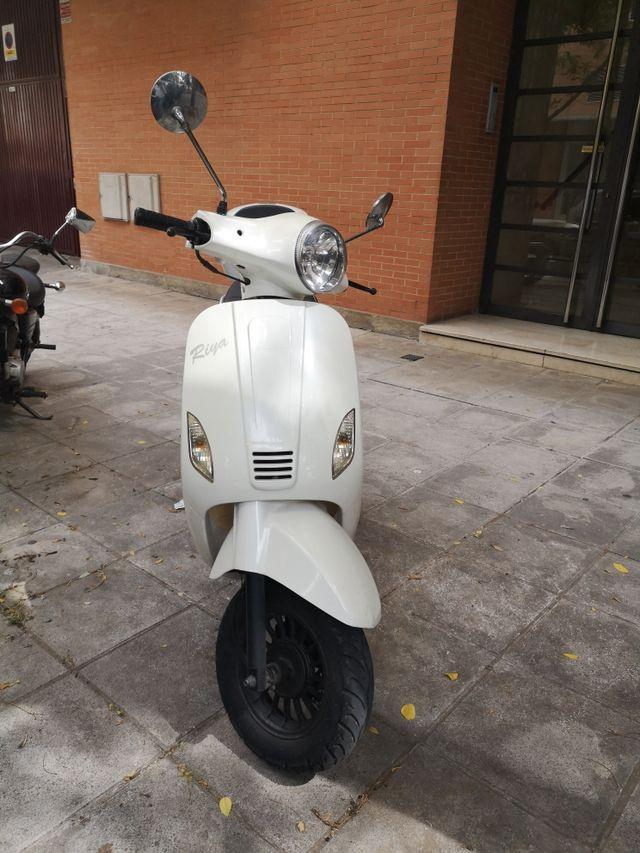 Riya Rome 50cc