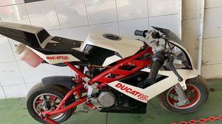 Mini moto competicion