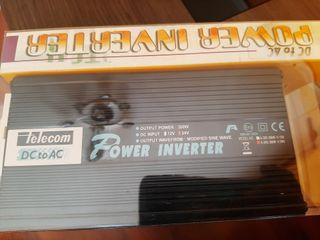 transformador inverter