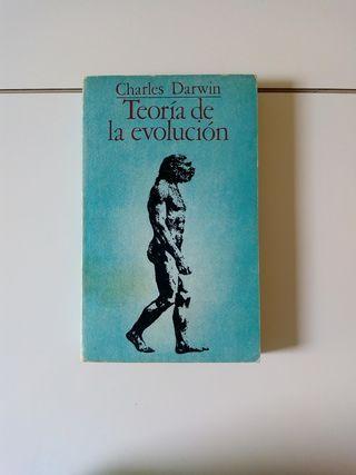 2uds.x12€.teoría de la evolución