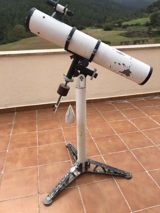 TELESCOPIO ASTRONÓMICO NEWTONIANO