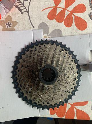 Cassette bicicleta