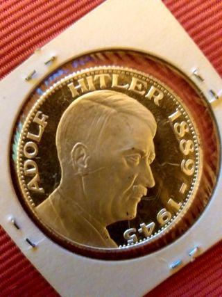 Moneda Alemania III REICH.