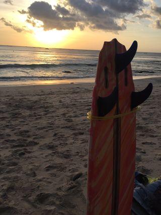 Tabla de surf Kelly Slater sci fi