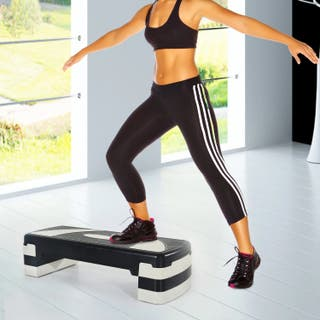 Tabla de Step Ajustable y Antideslizante Fitness