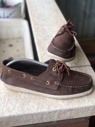 Zapatos náuticos Pielsa