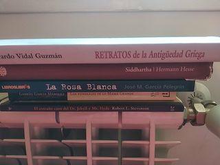 Libros de humanidades/historia