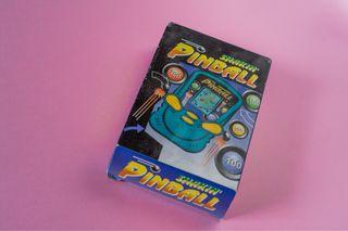 Pinball electronico retro