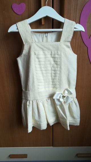 vestido Niña yoedu talla 4