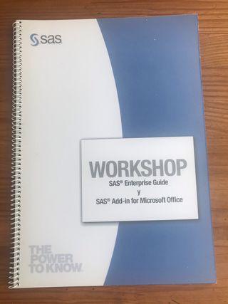SAS Enterprise Guide y SAS Ad-in Office
