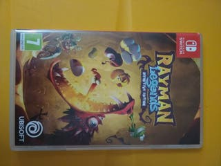 RAYMAN LEGENDS N.SWITCH
