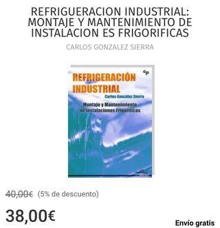 Libro Refrigeración Industrial.
