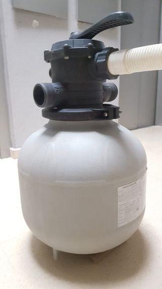 Filtro de arena para piscina ( Intex SF15220)