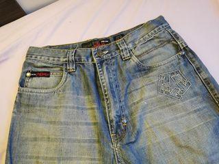 Pantalones tribal hombre