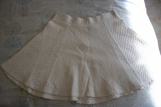 Falda Volantes textura H y M