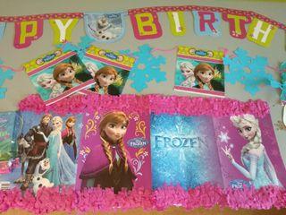 Kit Cumpleaños Frozen