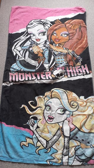 Toalla playa Monster High