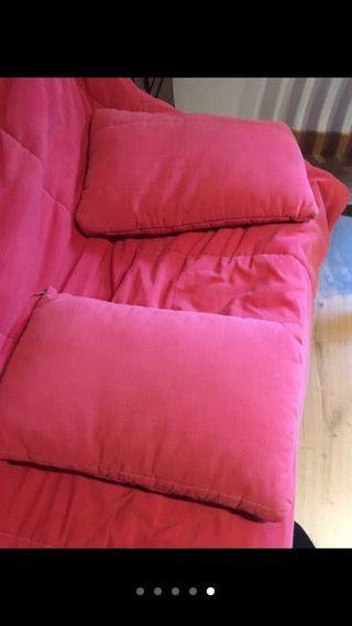sofa cama sistema clic clac