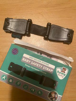 Antiescapes - cinturón seguridad homybaby