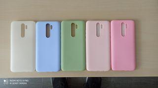 Fundas para Xiaomi Redmi Note 8 Pro