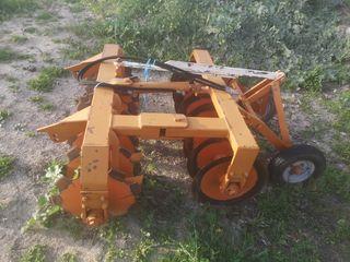 grada rápida tractores frutero
