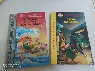 Gerónimo Stilton, libros, lectura, juvenil