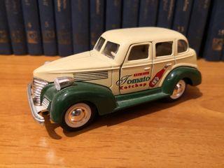 Mini coche metálico coleccionismo