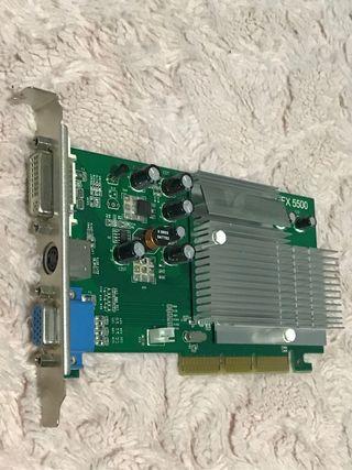 Tarjeta gráfica Inno3D GeForce FX5500