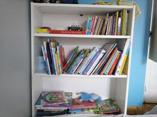 petit bibliothèque