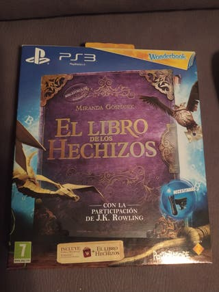Juego PS3 playstation 3, El libro de los hechizos