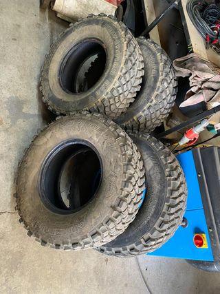 Neumáticos de campo
