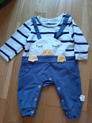 traje bebé 3 meses