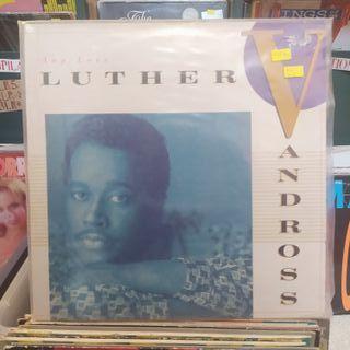 Luther Vandross - Any Love (vinilo Soul)