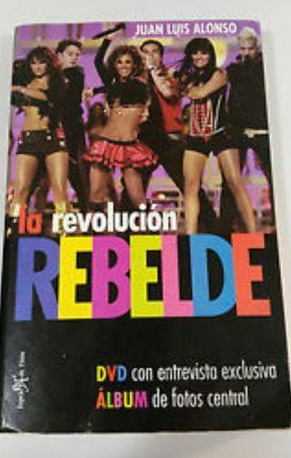Libro La revolución rebelde + CD