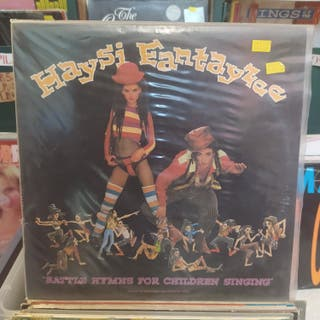 Haysi FantasyZee (vinilo Synth Pop)