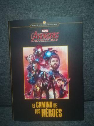 """Avengers: Infinity War """"El Camino De Los Héroes"""""""
