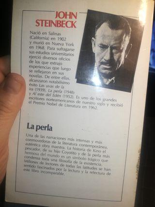 LIBRO LA PERLA